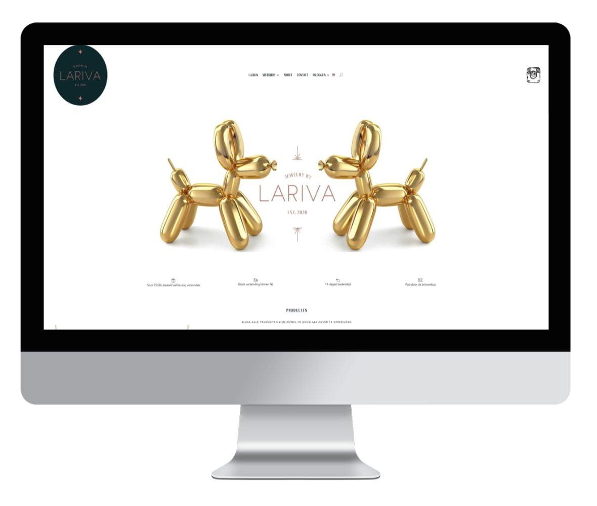 LARIVA Jewelry