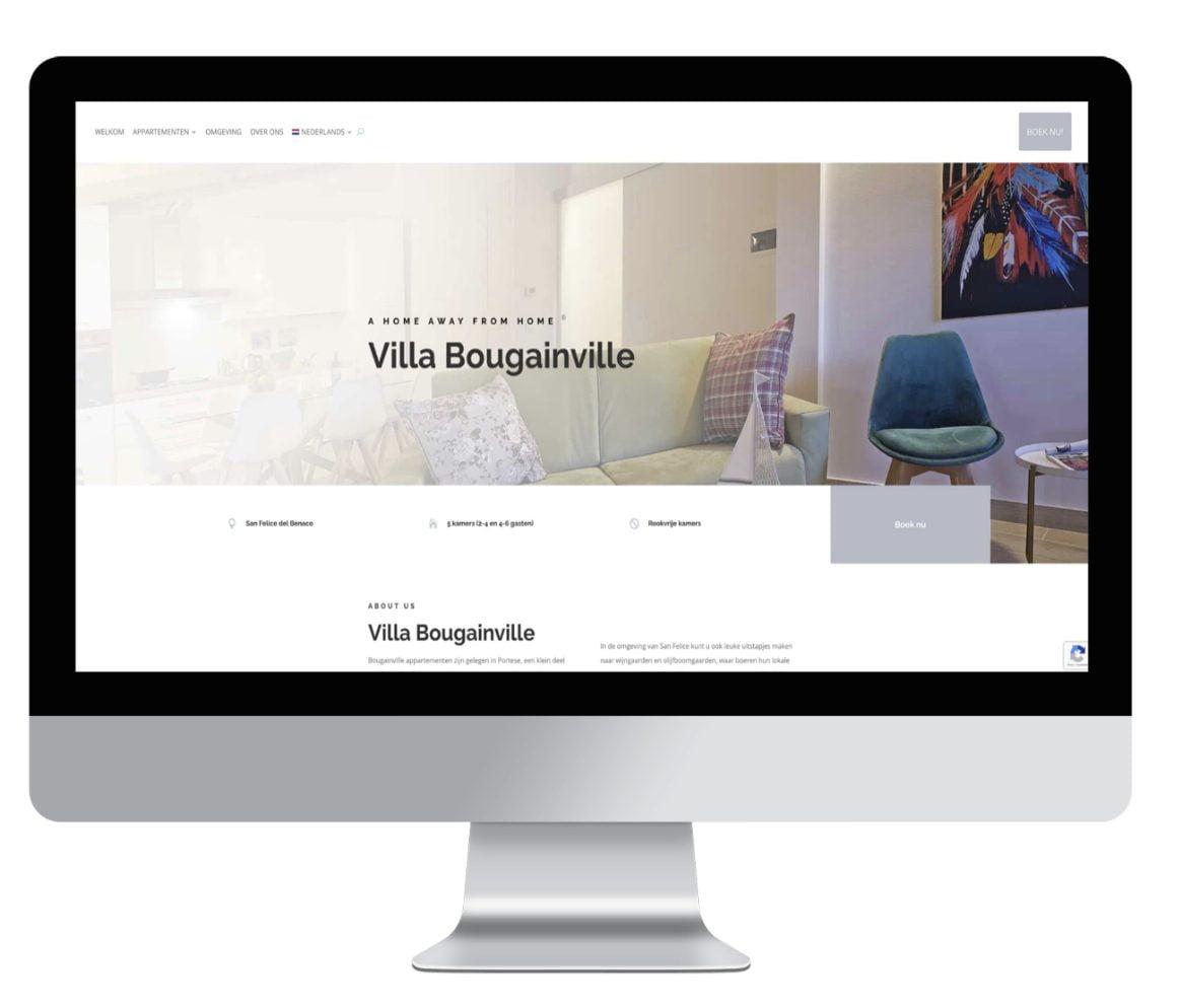 Villa Bougainville – vakantieappartementen