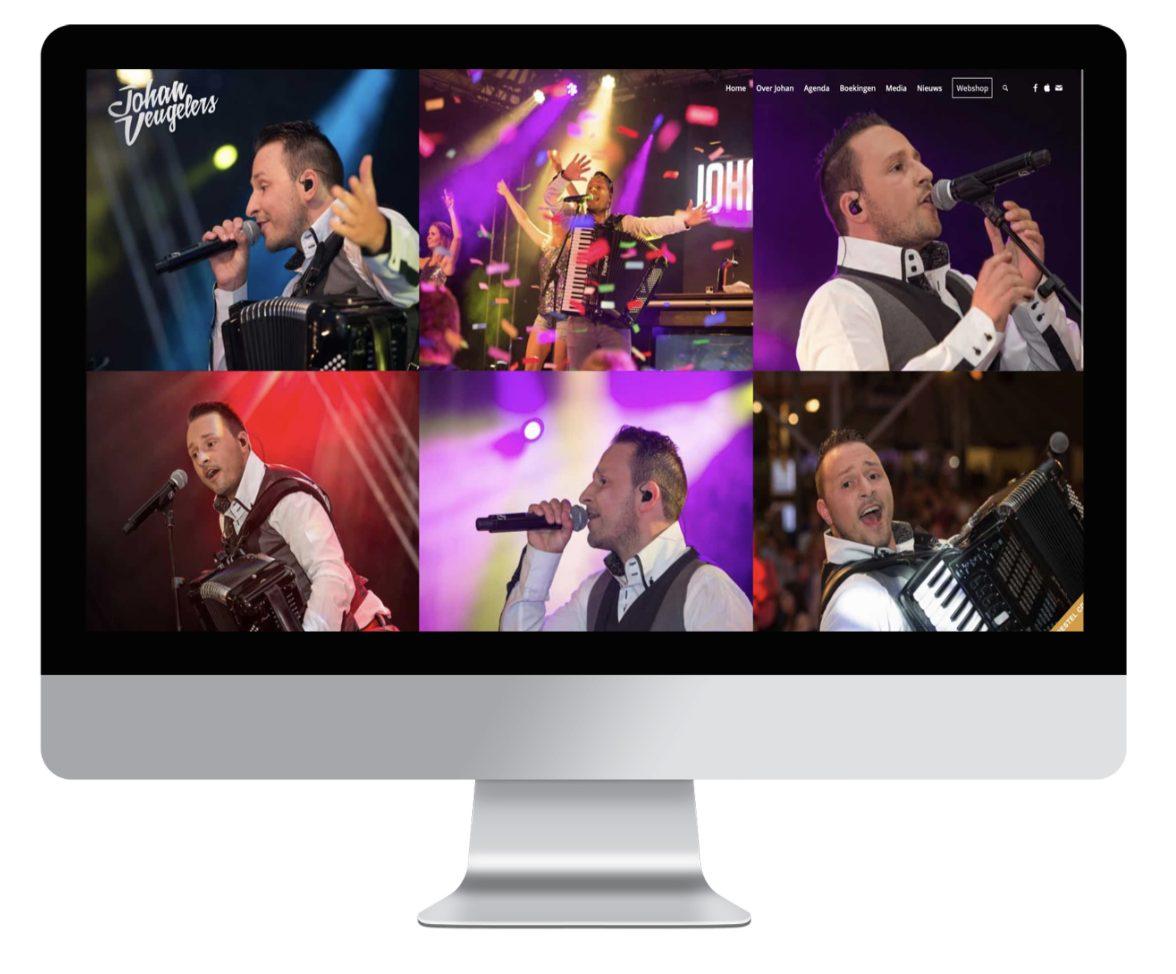 Johan Veugelers – zanger